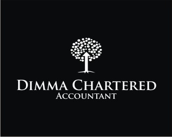 Logo Design by kulay - Entry No. 52 in the Logo Design Contest Creative Logo Design for Dimma Chartered Accountant.