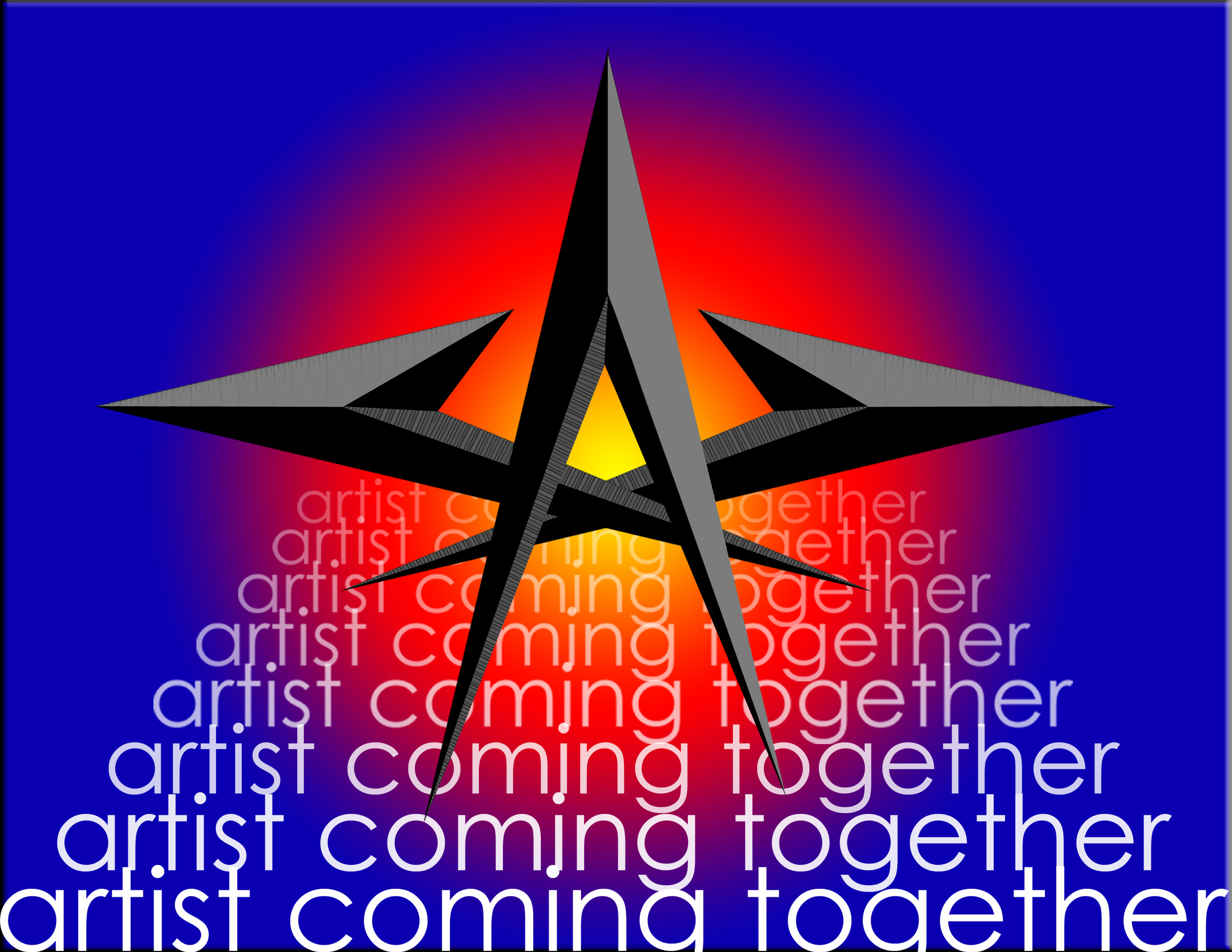 Logo Design by Kitz  Malinao - Entry No. 74 in the Logo Design Contest Creative Logo Design for A.C.T. Artists Coming Together.