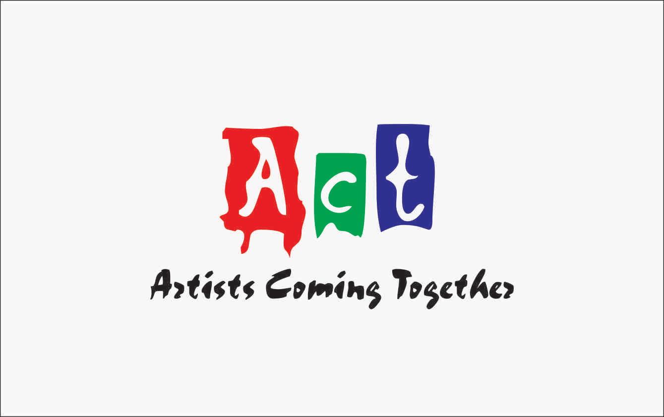 Logo Design by Rai - Entry No. 77 in the Logo Design Contest Creative Logo Design for A.C.T. Artists Coming Together.