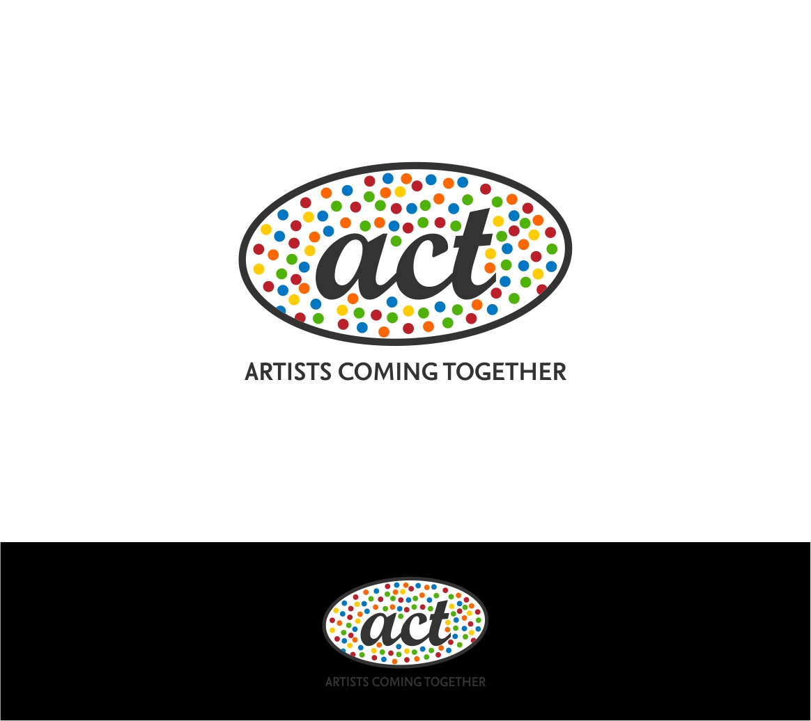 Logo Design by haidu - Entry No. 81 in the Logo Design Contest Creative Logo Design for A.C.T. Artists Coming Together.