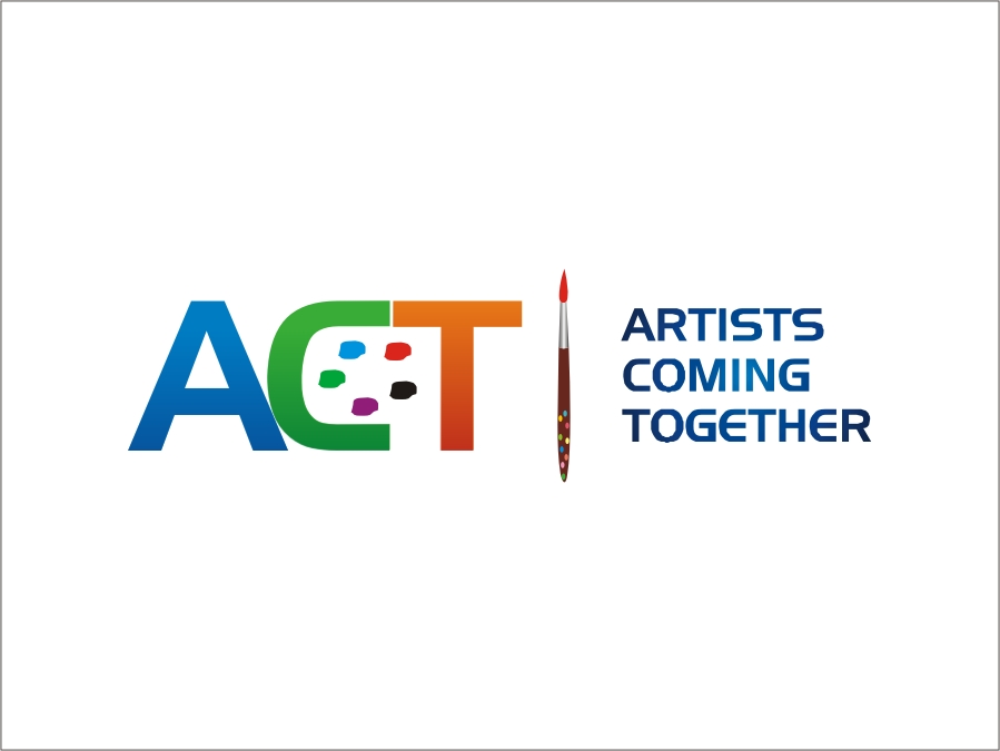 Logo Design by RED HORSE design studio - Entry No. 91 in the Logo Design Contest Creative Logo Design for A.C.T. Artists Coming Together.