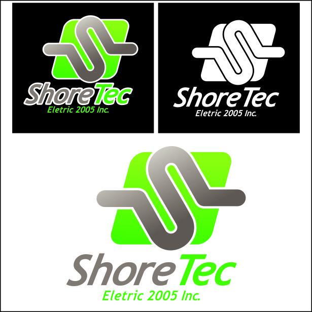 Logo Design by Ernani-Bernardo - Entry No. 50 in the Logo Design Contest Shore Tec Electric 2005 Inc.