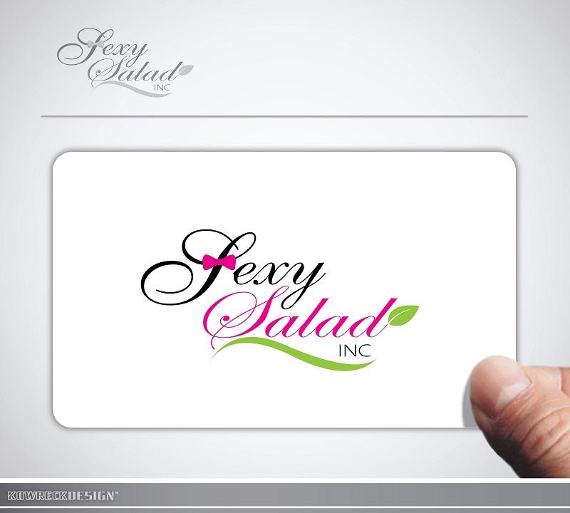 Logo Design by kowreck - Entry No. 64 in the Logo Design Contest Artistic Logo Design for Sexy Salad Inc..