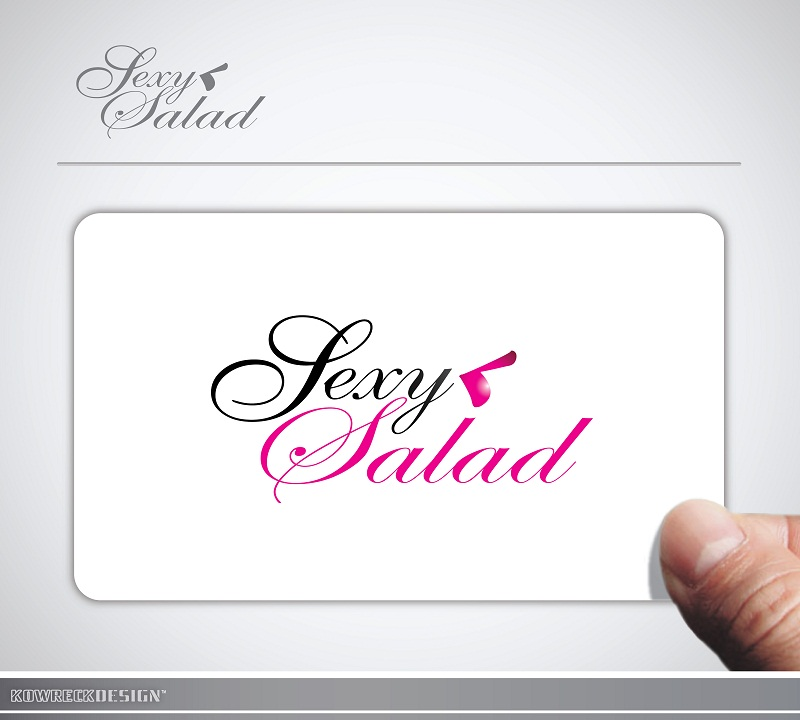 Logo Design by kowreck - Entry No. 67 in the Logo Design Contest Artistic Logo Design for Sexy Salad Inc..