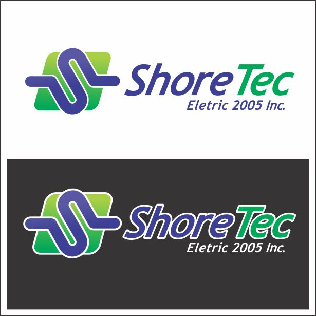 Logo Design by Ernani-Bernardo - Entry No. 51 in the Logo Design Contest Shore Tec Electric 2005 Inc.