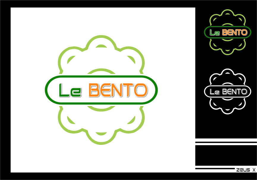 Logo Design by Ngepet_art - Entry No. 60 in the Logo Design Contest Captivating Logo Design for Le Bento.