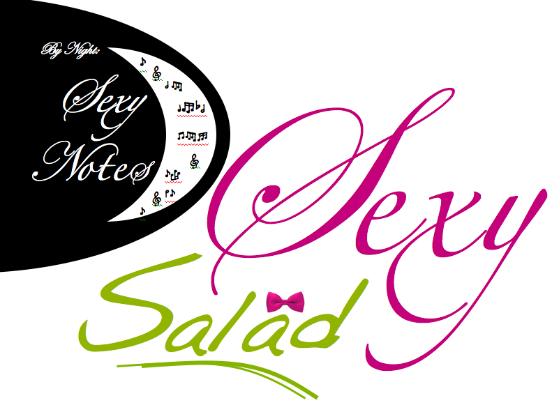 Logo Design by Private User - Entry No. 76 in the Logo Design Contest Artistic Logo Design for Sexy Salad Inc..