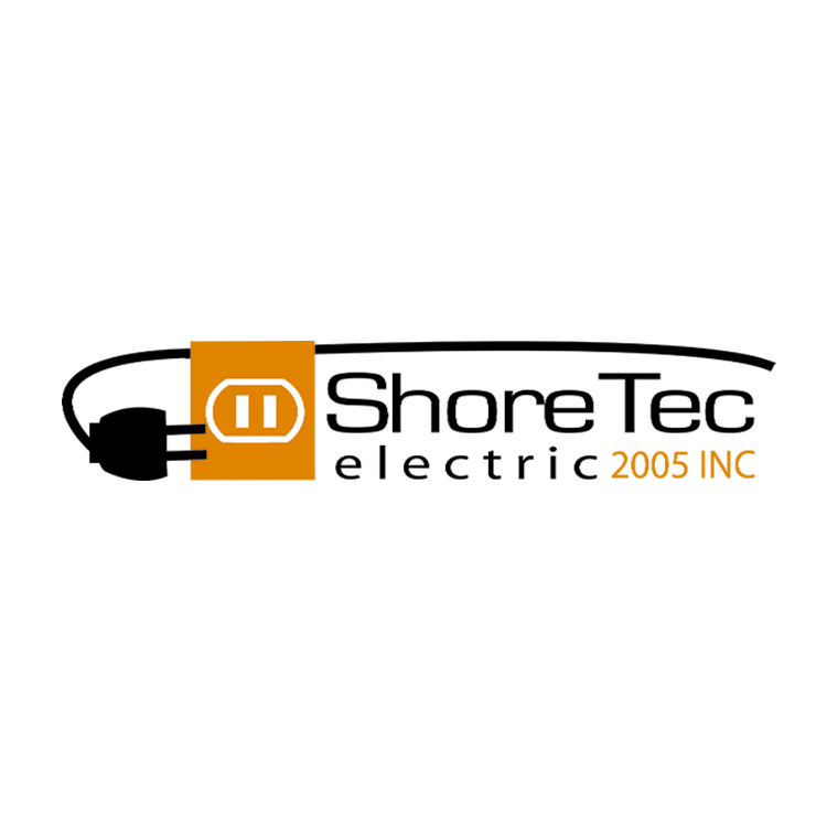 Logo Design by designlot - Entry No. 52 in the Logo Design Contest Shore Tec Electric 2005 Inc.