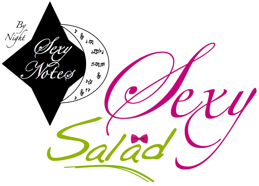 Logo Design by Private User - Entry No. 77 in the Logo Design Contest Artistic Logo Design for Sexy Salad Inc..