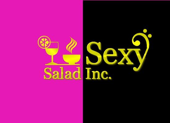 Logo Design by Ismail Adhi Wibowo - Entry No. 78 in the Logo Design Contest Artistic Logo Design for Sexy Salad Inc..