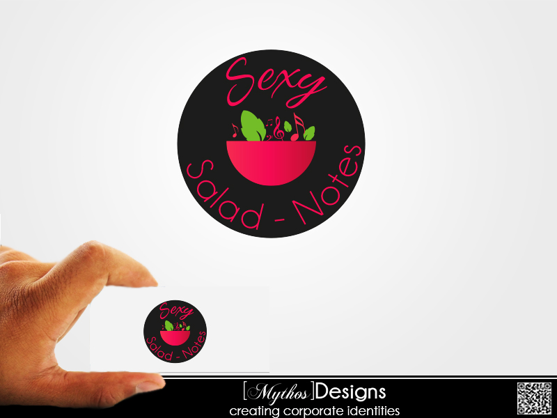 Logo Design by Mythos Designs - Entry No. 82 in the Logo Design Contest Artistic Logo Design for Sexy Salad Inc..