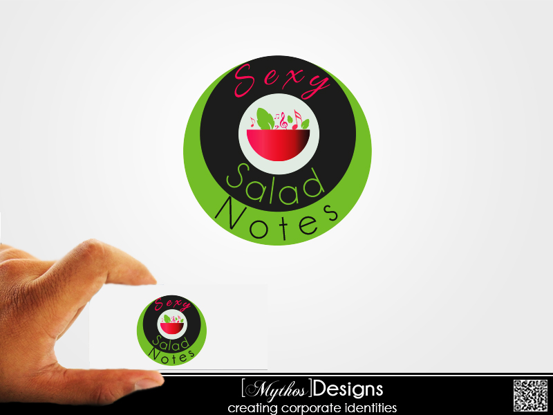 Logo Design by Mythos Designs - Entry No. 85 in the Logo Design Contest Artistic Logo Design for Sexy Salad Inc..