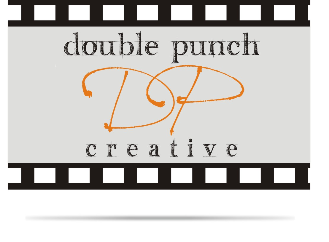 Logo Design by Shailender Kumar - Entry No. 53 in the Logo Design Contest Unique Logo Design Wanted for Double Punch Creative.