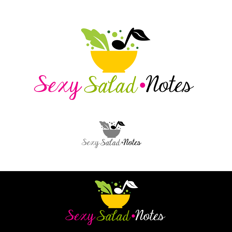 Logo Design by Private User - Entry No. 99 in the Logo Design Contest Artistic Logo Design for Sexy Salad Inc..