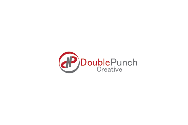 Logo Design by Private User - Entry No. 56 in the Logo Design Contest Unique Logo Design Wanted for Double Punch Creative.