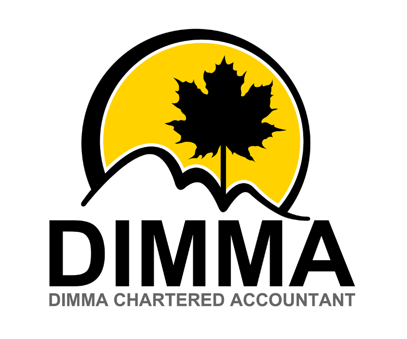 Logo Design by Private User - Entry No. 98 in the Logo Design Contest Creative Logo Design for Dimma Chartered Accountant.
