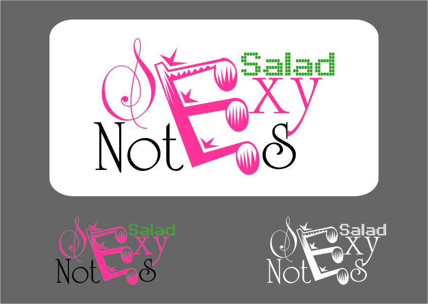Logo Design by RasYa Muhammad Athaya - Entry No. 109 in the Logo Design Contest Artistic Logo Design for Sexy Salad Inc..