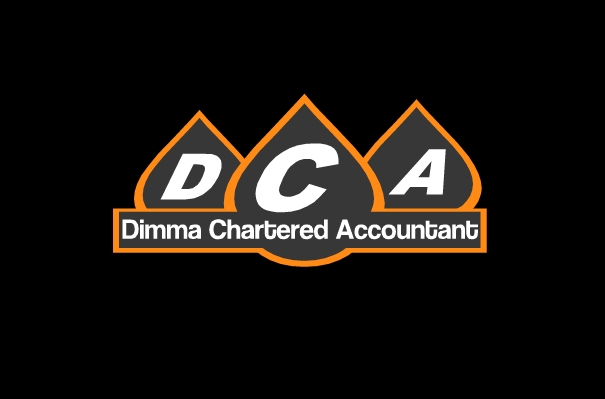 Logo Design by Ismail Adhi Wibowo - Entry No. 99 in the Logo Design Contest Creative Logo Design for Dimma Chartered Accountant.