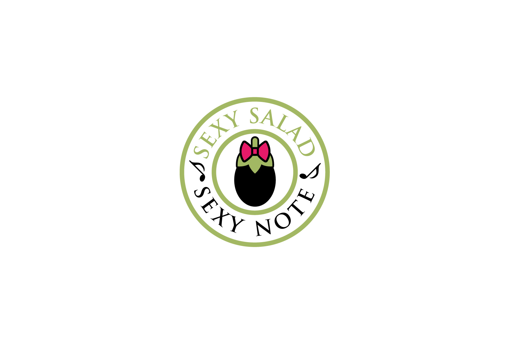 Logo Design by Private User - Entry No. 112 in the Logo Design Contest Artistic Logo Design for Sexy Salad Inc..
