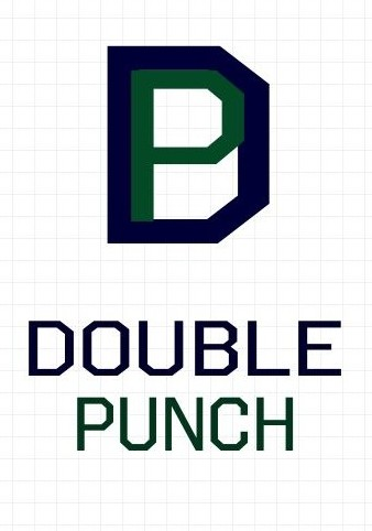 Logo Design by Private User - Entry No. 80 in the Logo Design Contest Unique Logo Design Wanted for Double Punch Creative.