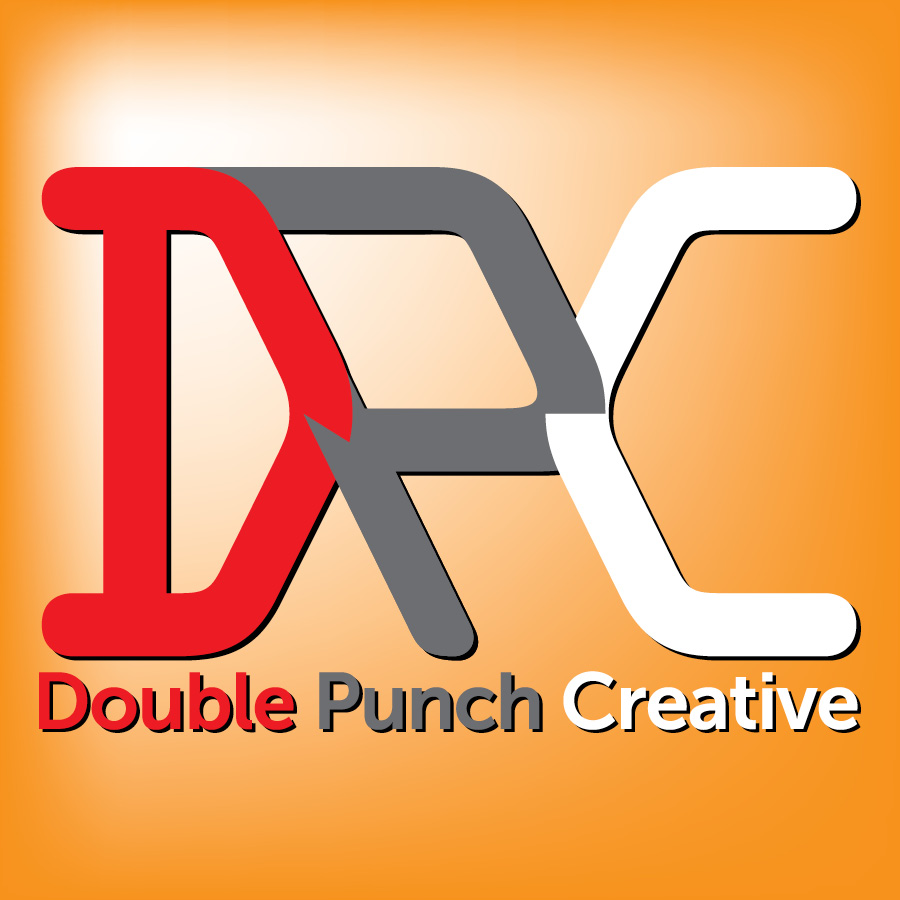 Logo Design by ISaac Law - Entry No. 81 in the Logo Design Contest Unique Logo Design Wanted for Double Punch Creative.