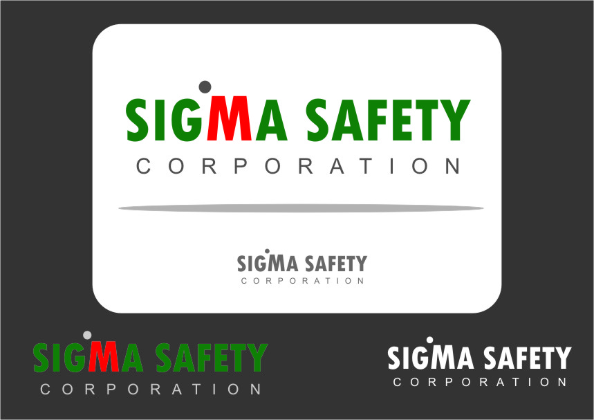 Logo Design by Ngepet_art - Entry No. 2 in the Logo Design Contest Creative Logo Design for Sigma Safety Corporation.