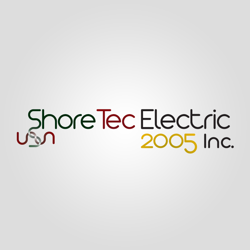 Logo Design by Marzac2 - Entry No. 58 in the Logo Design Contest Shore Tec Electric 2005 Inc.