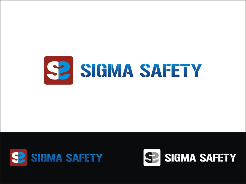 Logo Design by RED HORSE design studio - Entry No. 3 in the Logo Design Contest Creative Logo Design for Sigma Safety Corporation.