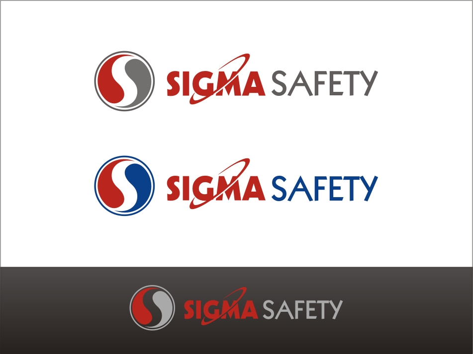 Logo Design by RED HORSE design studio - Entry No. 4 in the Logo Design Contest Creative Logo Design for Sigma Safety Corporation.