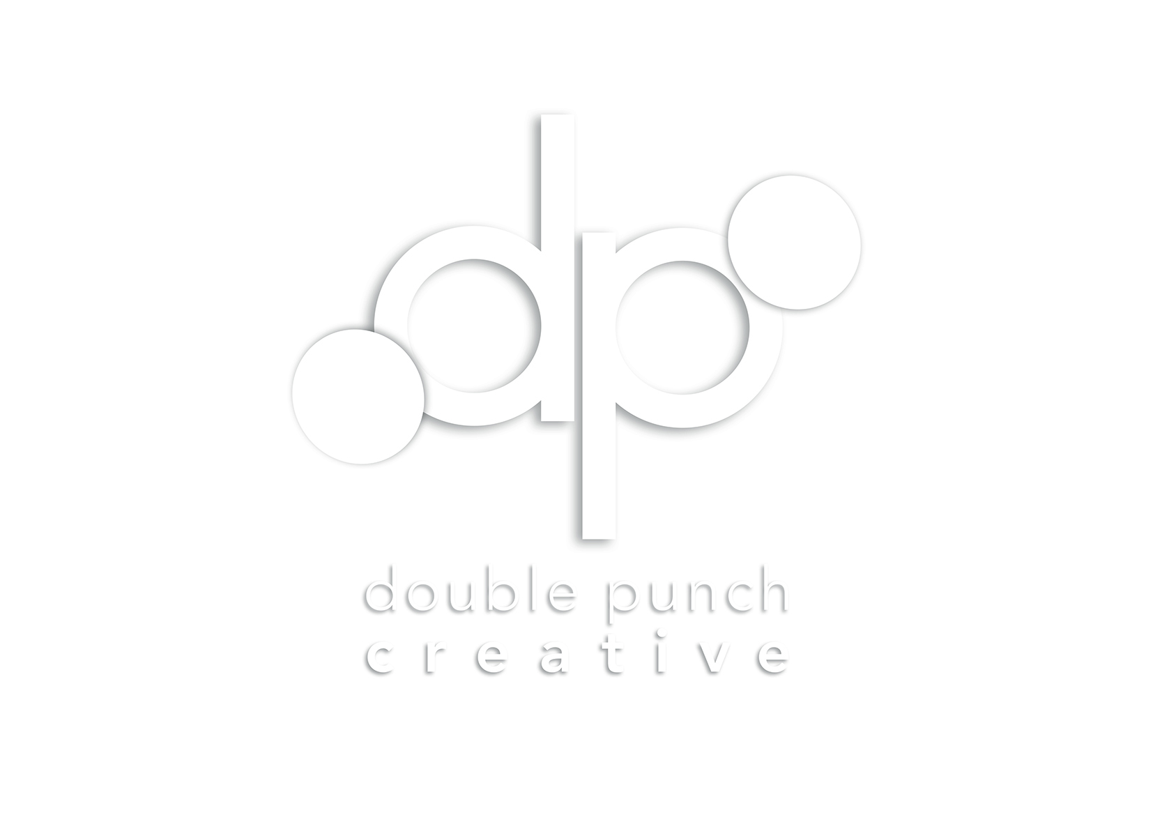 Logo Design by Sean Westson - Entry No. 86 in the Logo Design Contest Unique Logo Design Wanted for Double Punch Creative.