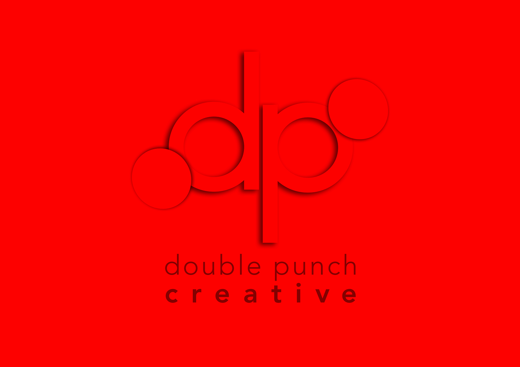 Logo Design by Sean Westson - Entry No. 87 in the Logo Design Contest Unique Logo Design Wanted for Double Punch Creative.