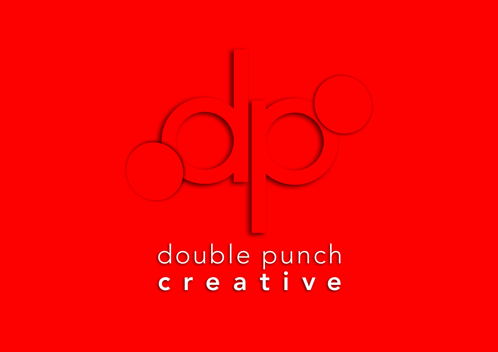 Logo Design by Sean Westson - Entry No. 88 in the Logo Design Contest Unique Logo Design Wanted for Double Punch Creative.