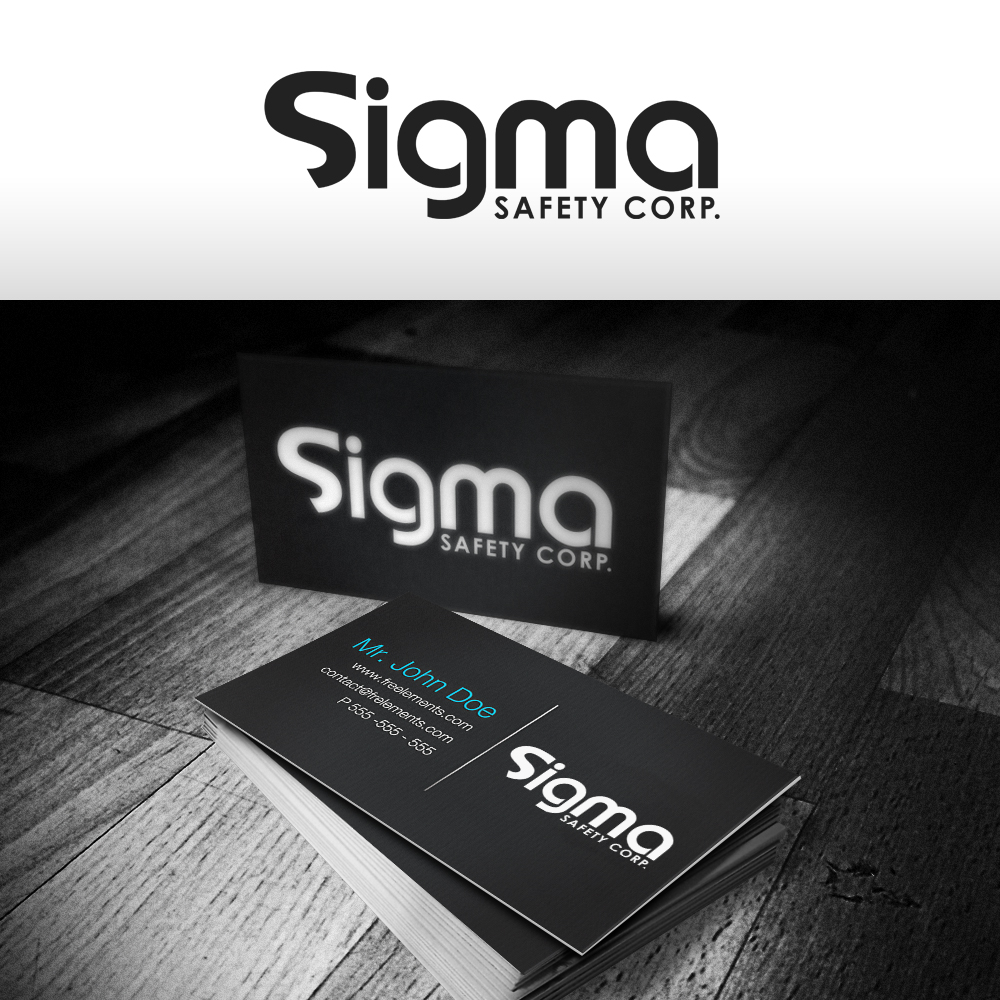 Logo Design by omARTist - Entry No. 15 in the Logo Design Contest Creative Logo Design for Sigma Safety Corporation.