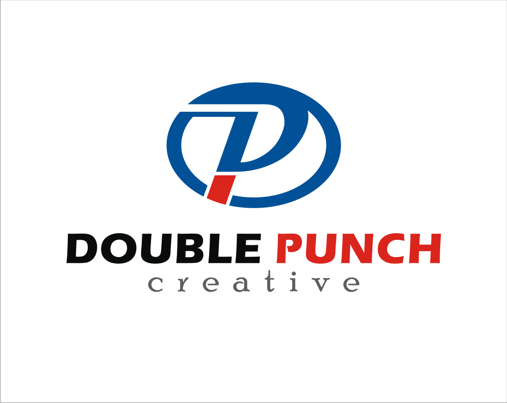 Logo Design by Armada Jamaluddin - Entry No. 92 in the Logo Design Contest Unique Logo Design Wanted for Double Punch Creative.