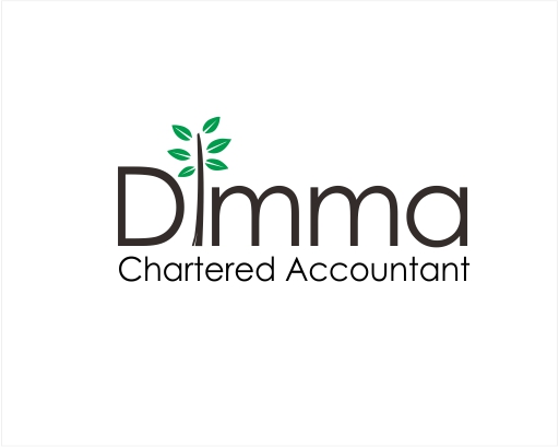 Logo Design by ronny - Entry No. 131 in the Logo Design Contest Creative Logo Design for Dimma Chartered Accountant.