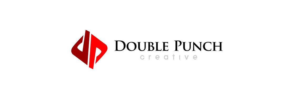 Logo Design by Private User - Entry No. 100 in the Logo Design Contest Unique Logo Design Wanted for Double Punch Creative.