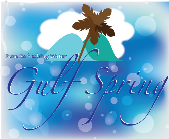 Logo Design by Diana Roder - Entry No. 9 in the Logo Design Contest Inspiring Logo Design for Gulf Spring.