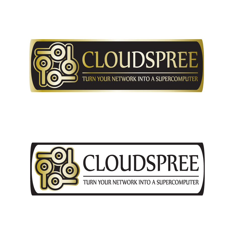 Logo Design by Deborah Wise - Entry No. 13 in the Logo Design Contest CloudSpree.