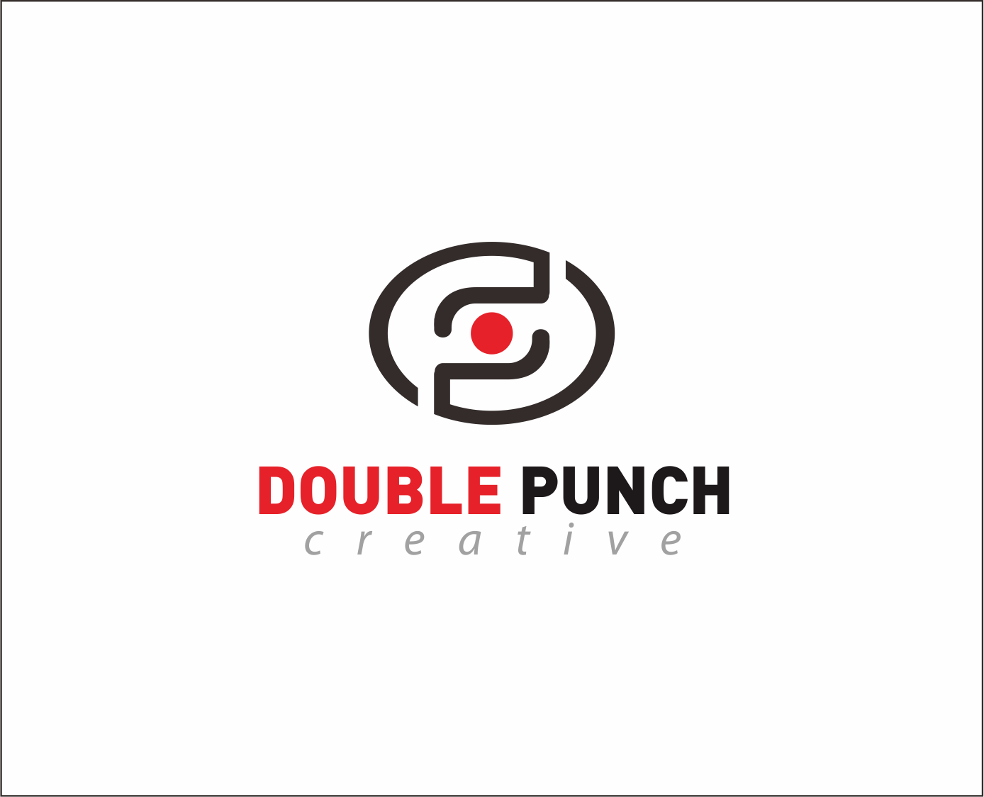 Logo Design by Armada Jamaluddin - Entry No. 114 in the Logo Design Contest Unique Logo Design Wanted for Double Punch Creative.