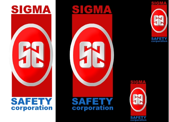 Logo Design by Ismail Adhi Wibowo - Entry No. 28 in the Logo Design Contest Creative Logo Design for Sigma Safety Corporation.