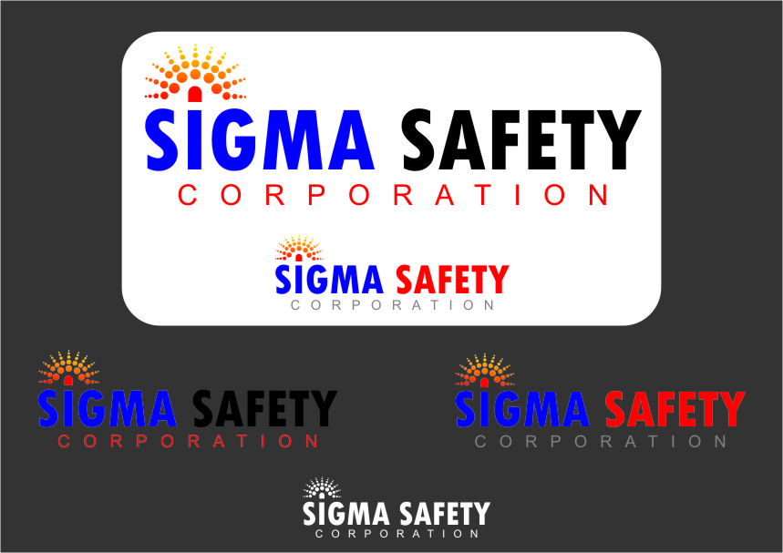 Logo Design by RoSyid Rono-Rene On Java - Entry No. 32 in the Logo Design Contest Creative Logo Design for Sigma Safety Corporation.