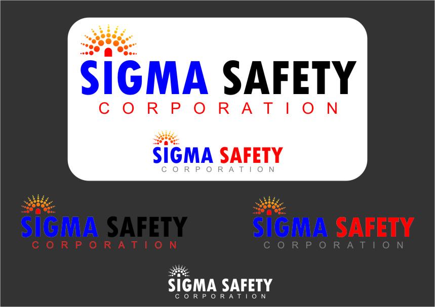 Logo Design by RasYa Muhammad Athaya - Entry No. 32 in the Logo Design Contest Creative Logo Design for Sigma Safety Corporation.