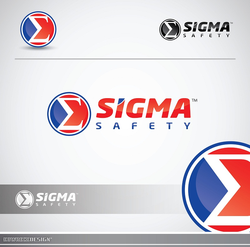 Logo Design by kowreck - Entry No. 38 in the Logo Design Contest Creative Logo Design for Sigma Safety Corporation.
