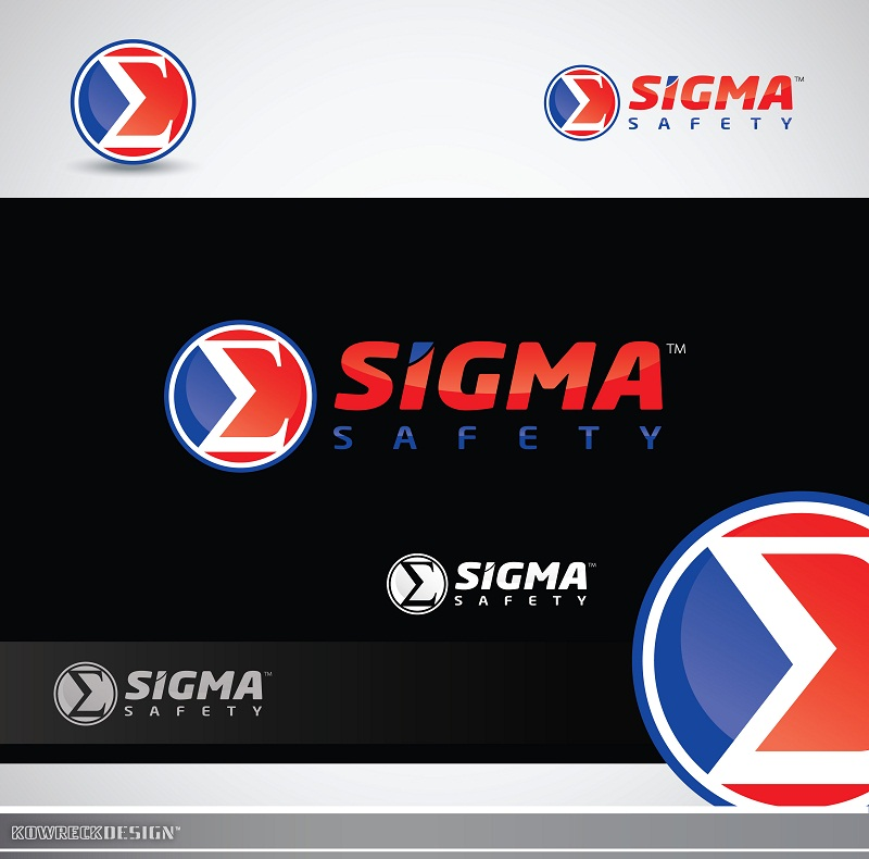 Logo Design by kowreck - Entry No. 39 in the Logo Design Contest Creative Logo Design for Sigma Safety Corporation.