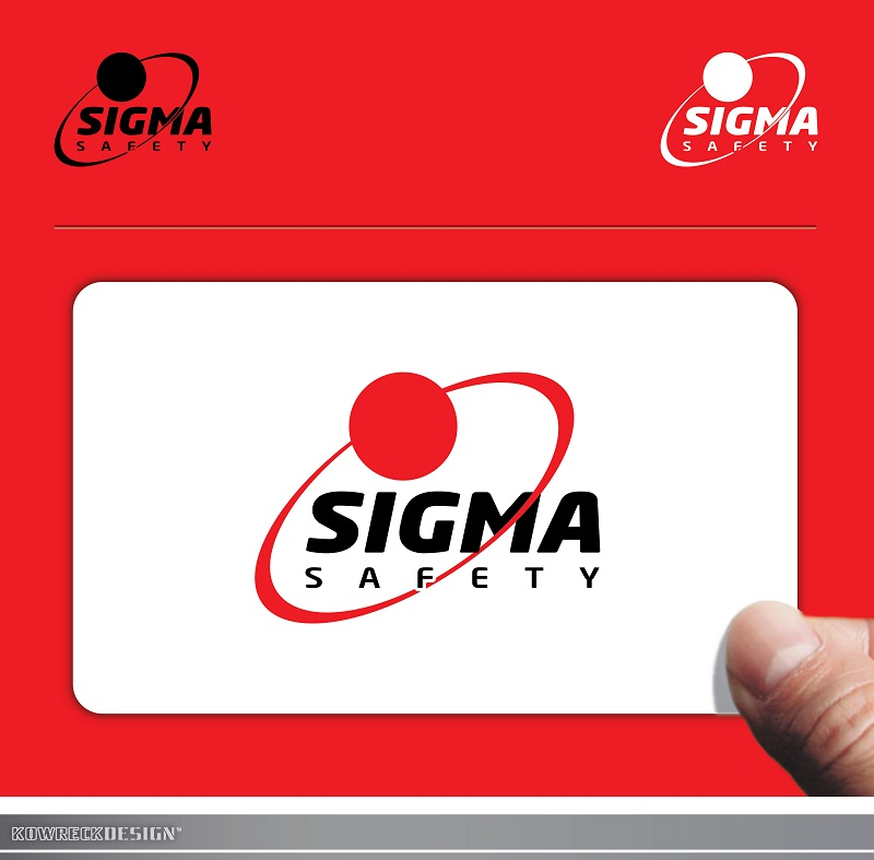 Logo Design by kowreck - Entry No. 40 in the Logo Design Contest Creative Logo Design for Sigma Safety Corporation.