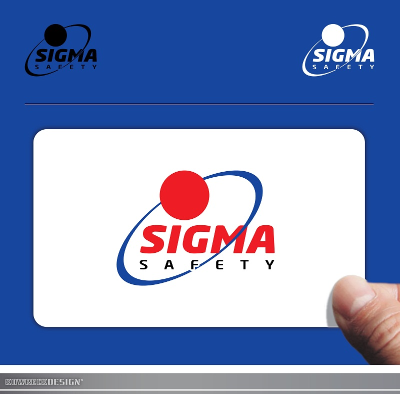 Logo Design by kowreck - Entry No. 41 in the Logo Design Contest Creative Logo Design for Sigma Safety Corporation.