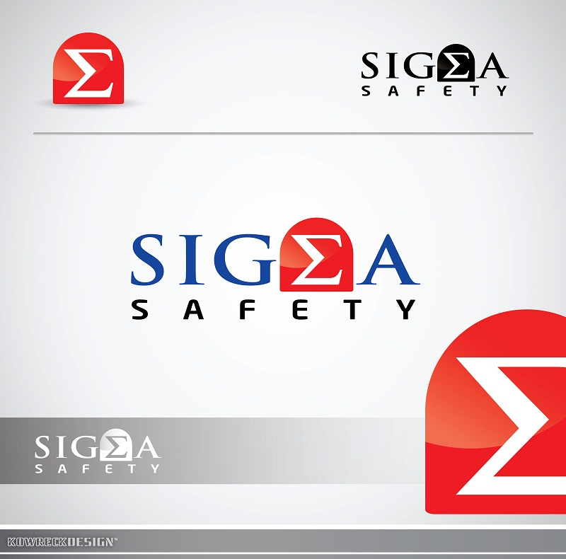 Logo Design by kowreck - Entry No. 43 in the Logo Design Contest Creative Logo Design for Sigma Safety Corporation.