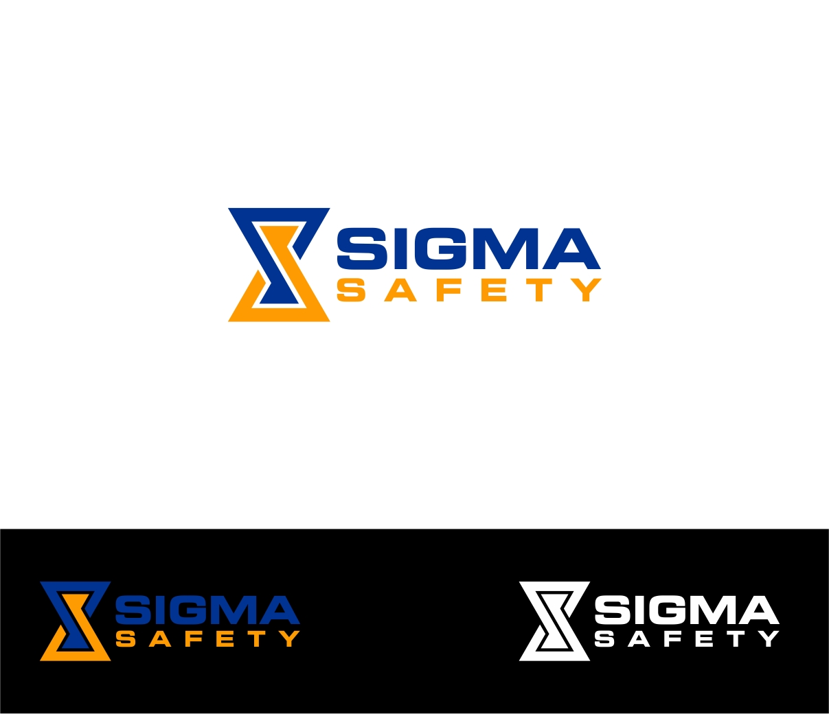 Logo Design by haidu - Entry No. 47 in the Logo Design Contest Creative Logo Design for Sigma Safety Corporation.