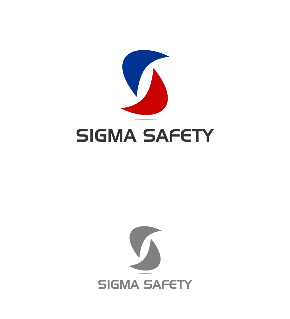 Logo Design by haidu - Entry No. 48 in the Logo Design Contest Creative Logo Design for Sigma Safety Corporation.