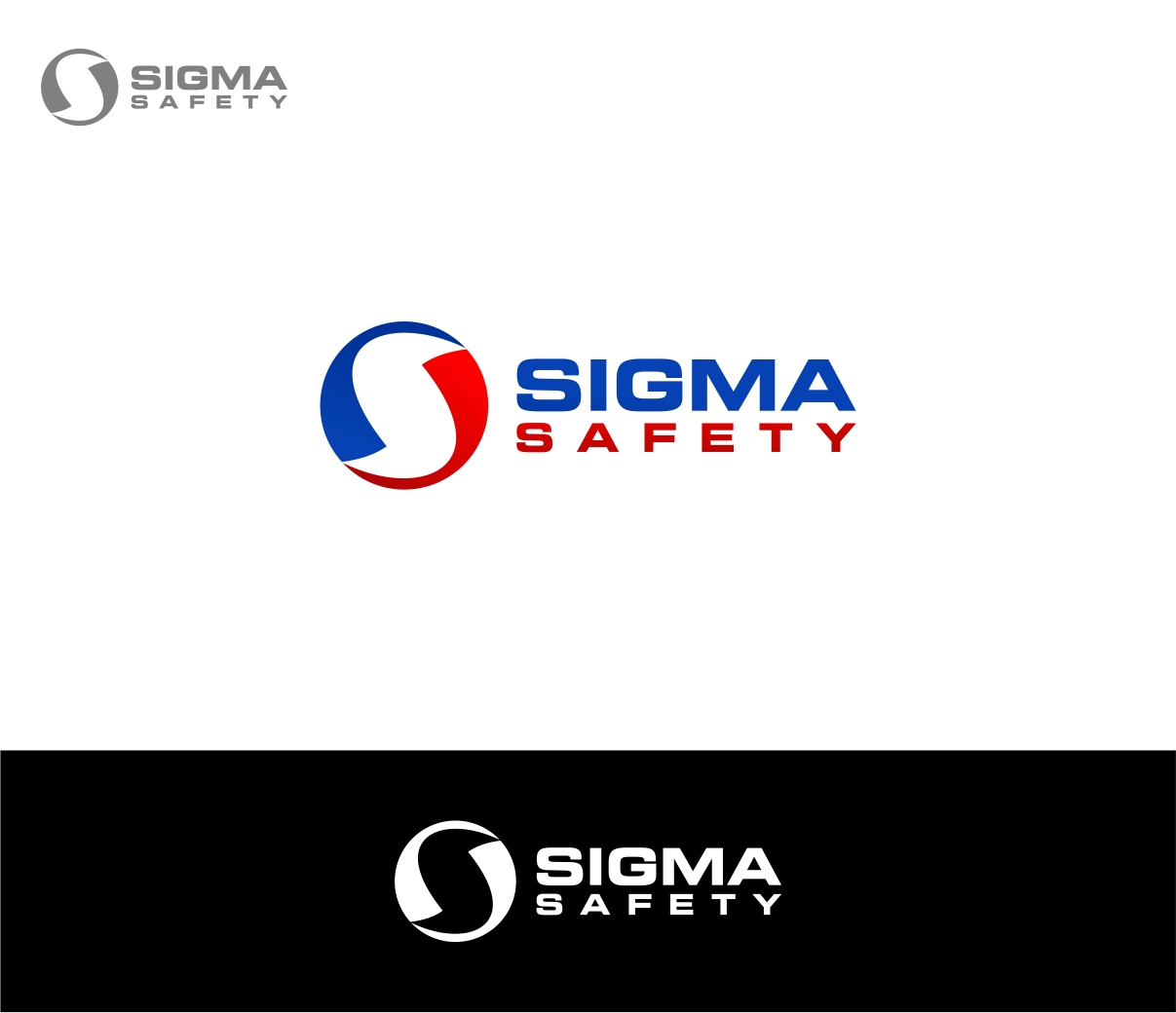 Logo Design by haidu - Entry No. 50 in the Logo Design Contest Creative Logo Design for Sigma Safety Corporation.